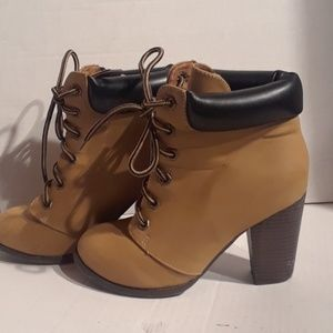 Top moda ankle boots
